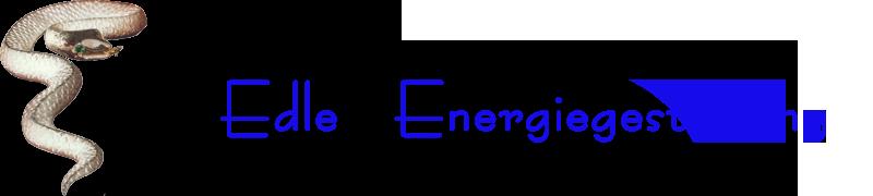 Edle Energiegestaltung